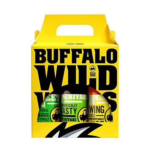 Buffalo Wild Wings Sweet Variety Pack