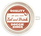 ORE Pet Doggie Diner Bowl – Red, My Pet Supplies