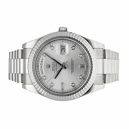 Rolex Day-Date automatic-self-wind mens Watch 218239 (Certified Pre-owned)