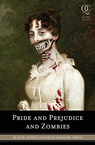 11 x 17 Pride and Prejudice and Zombies Movie (Pop Art Zombie)
