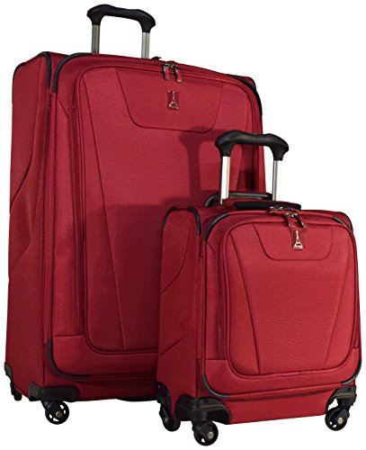 "Travelpro Maxlite 4 2-Piece Luggage Set: 29"" Expandable Spin"