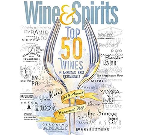 Wine Spirits Amazon Com Magazines