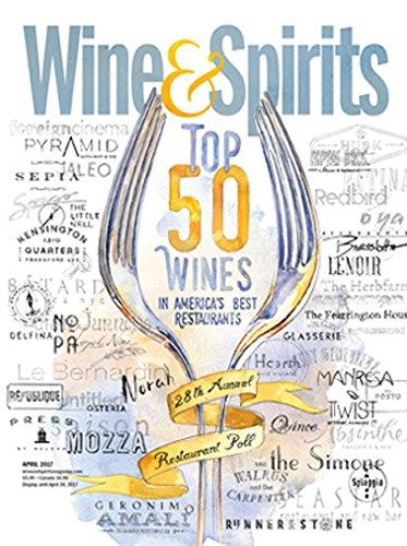 Wine Spectator Magazine - Wine & Spirits