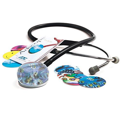 ADC VistaScope Lightweight Stethoscope Interchangeable