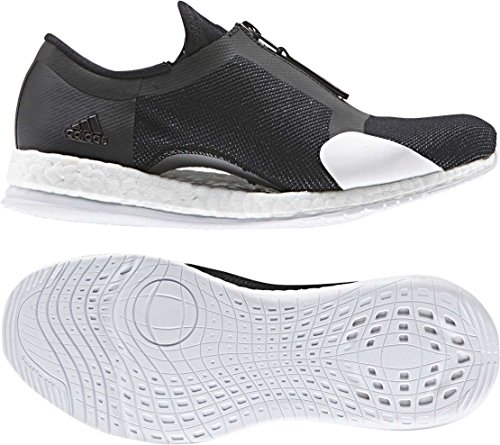 Plamet X adidas Pureboost Schwarz Negbas Fitnessschuhe Damen Tr Ftwbla Zip rqEpxAw8ap
