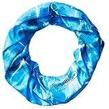 Buff UV Bug Slinger Headband, Water Camo Blue