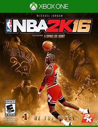 NBA 2K16 - Michael Jordan Special Edition - Xbox One Digital Code by 2K