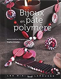Bijoux en pâte polymère par Arzalier