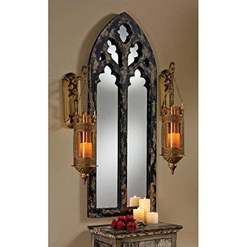 Design Toscano Gothic Cathedral Arch Mirror