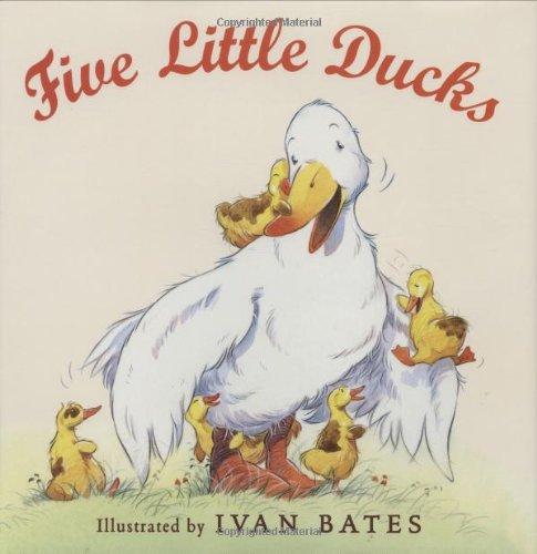 Little Ducks Five (Five Little Ducks)