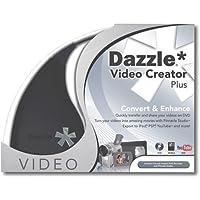Pinnacle Dazzle Video Creator Plus Dispositivo para capturar Video - Capturadora de Vídeo Studio, DirectX 9, 1 GB HDD…