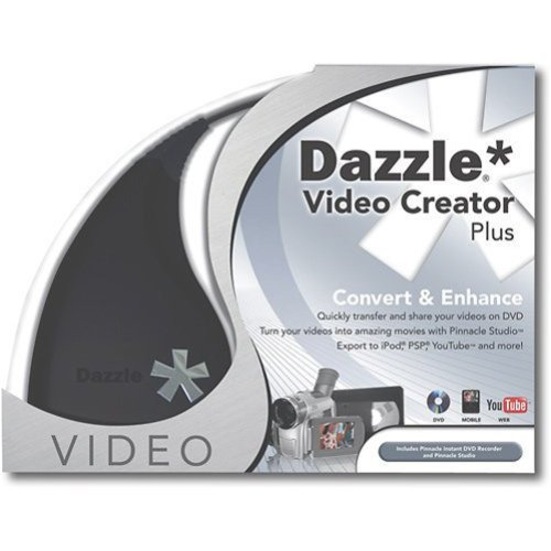 Dazzle Video Creator Plus VERSION