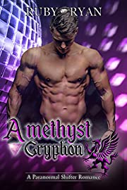 Amethyst Gryphon: A Paranormal Shifter Romance (Gryphons vs Dragons Book 5)
