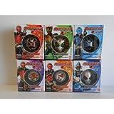 食玩 仮面ライダーウィザード ウィザード リング 全6種 変身 全6種 1 オーズ ウィザードリング(タトバコン