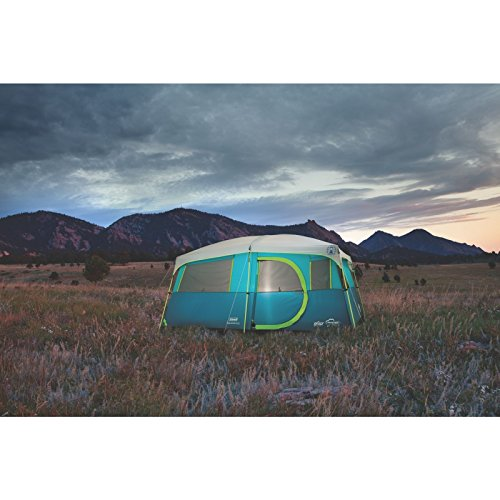 Coleman Tenaya Lake Fast Pitch 8-Person Cabin Tent with Closet by Coleman (Image #9)