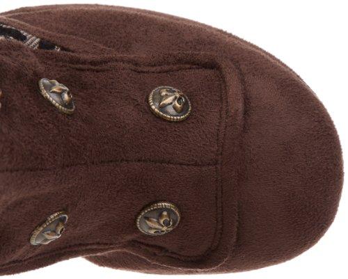 Demonia - Botas mujer marrón - marrón
