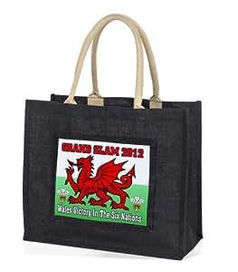 Grand Slam 2012grande negro bolsa de la compra, Ref: gs2012blb