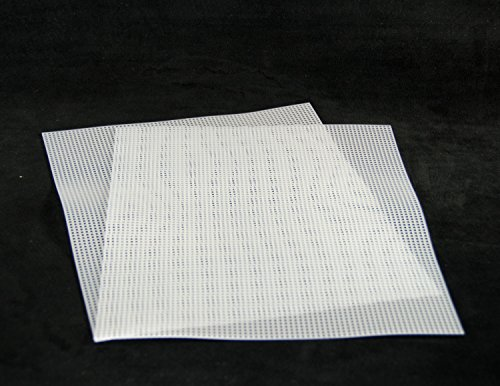 US Made 2 Plastic Drainage Mesh / Screen / Net for Bonsai Pot 10.5