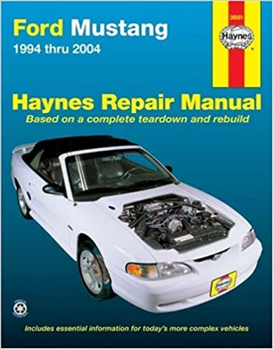 Ford mustang 1994 2004 haynes automotive repair manual haynes ford mustang 1994 2004 haynes automotive repair manual 1st edition publicscrutiny Choice Image