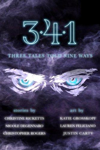 3-4-1: Three Tales Told Nine Ways (Volume 1) ebook