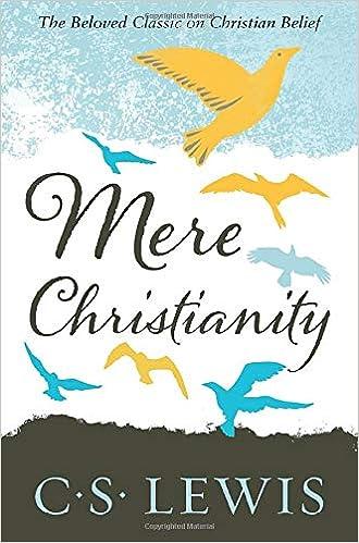 Mere Christianity (C  S  Lewis Signature Classic): Amazon co