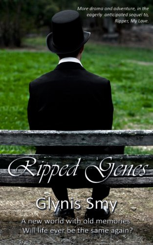 Book cover image for Ripped Genes (Ripper Romance/Suspense Book 2)
