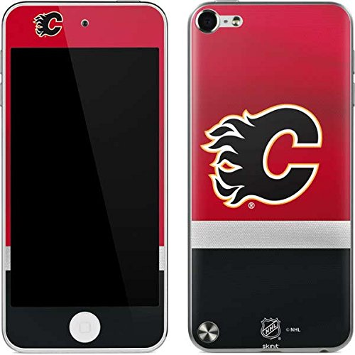 (NHL Calgary Flames iPod Touch (5th Gen&2012) Skin - Calgary Flames Jersey Vinyl Decal Skin For Your iPod Touch (5th Gen&2012))