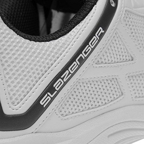 Blanc Series charcoal Slazenger 36 De Enfant Cricket Chaussures V nqwxTBUPS