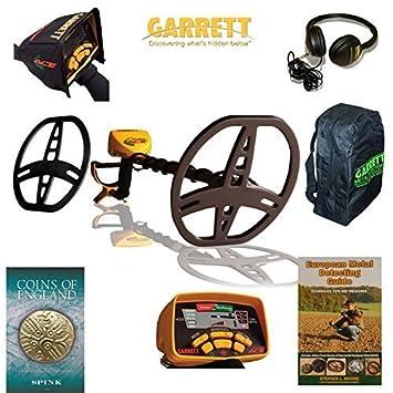 Garrett EuroAce by Garrett Metal Detectors: Amazon.es: Bricolaje y herramientas