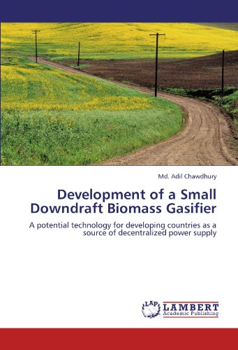 Development of a Small Downdraft Biomass Gasifier: A potential technology for developing countries as a source of decentralized power ()