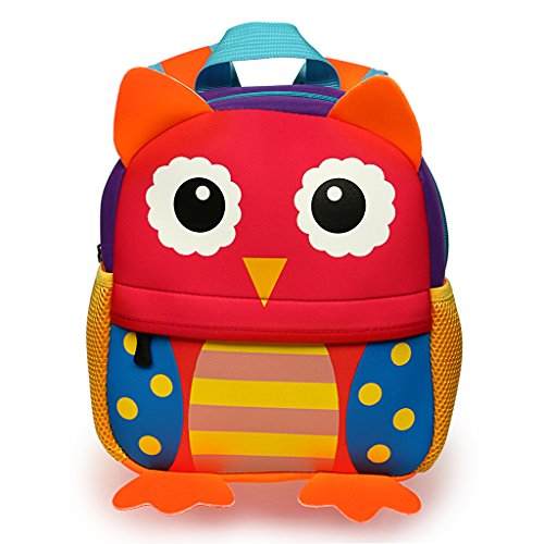 Purchase Hipiwe Little Kid Toddler Backpack Baby Boys Girls Kindergarten Pre School Bags Cute Neopre...