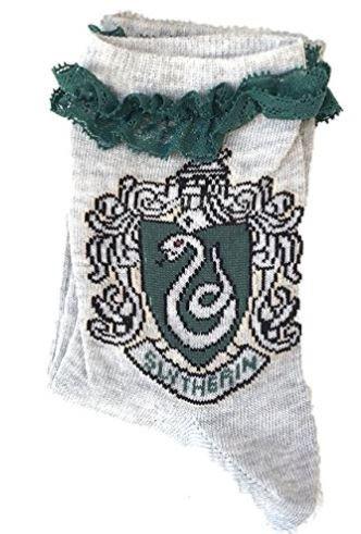 Harry Potter PRIMARK Calcetines - para mujer verde SLYTERIN GREEN Talla única: Amazon.es: Ropa y accesorios