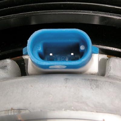 Delphi CS0123 Air Conditioning Compressor: Automotive