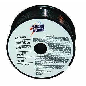 Shark Welding 12008 Flux-Core Mig Wire E71T-GS .030 – 2 lbs.