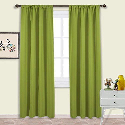 blackout curtains panels
