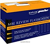 Kaplan PMBR: MBE Review Flashcards, Kaplan PMBR Staff, 1607141043