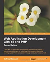 Web Application Development with Yii and PHP Front Cover