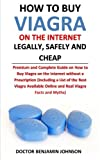 How To Buy Viagra On The Internet Legally, Safely