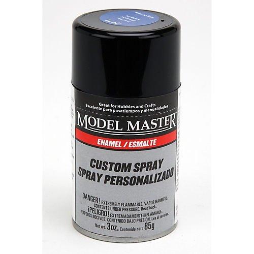 - Testor Corp. MM 3oz Pearl Blue Spray (G)