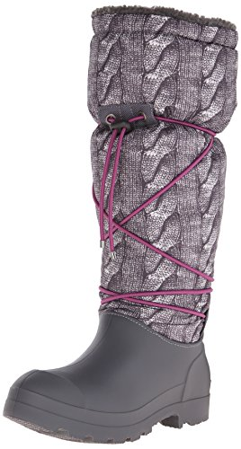 Laundry Grey Dark O Boot by Women's Nylon Laundry Piece Cake Dirty Chinese z1HtvqZ