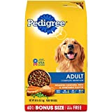 #9: Pedigree Adult Complete Nutrition Roasted Chicken, Rice & Vegetable Flavor Dry Dog Food; 100% Complete and Balanced, for wellness and whole body health
