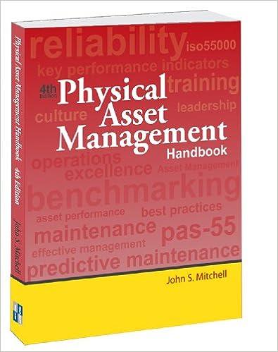 W718. Book] download ebook physical asset management handbook by.