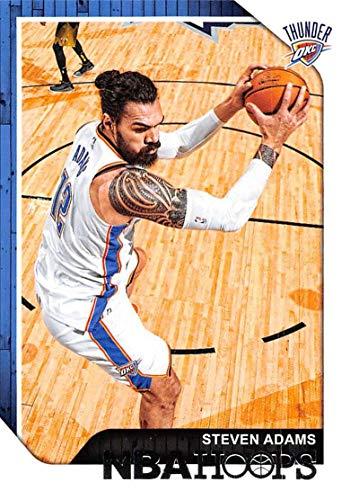 2018-19 Panini Hoops #40 Steven Adams Oklahoma City Thunder Basketball Card