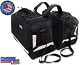 Chase Harper 3550 Aeropac II Saddle Bags - 43.4 Liters(Pairs)
