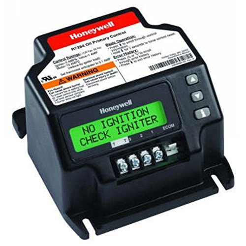 - Honeywell R7284U-1004 Electronic Oil Primary, 1, Color