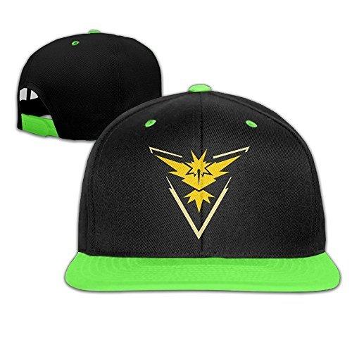 Pokemon Go Mystic Hip Hop Hat Cap - 8