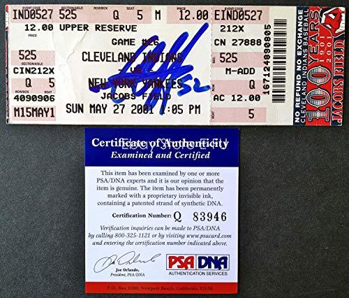 yankee tickets - 1