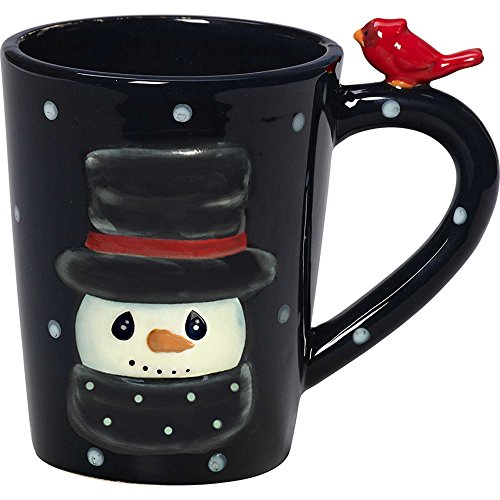 Precious Moments Snow Much Fun Snowman Mug