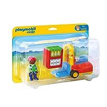 Playmobil - Carretilla elevadora (69590)