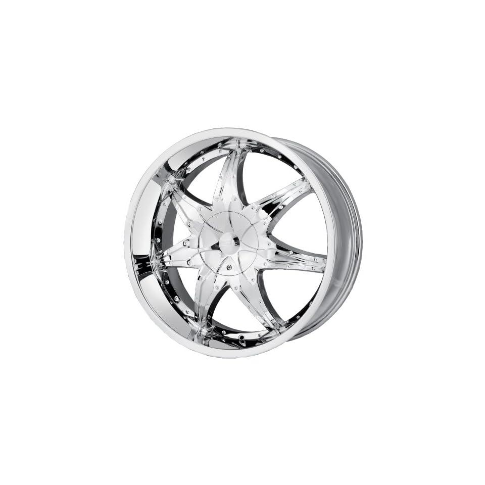 20x8.5 DIP Libra (D15) (Chrome) Wheels/Rims 5x115/127 (D15 2817C)